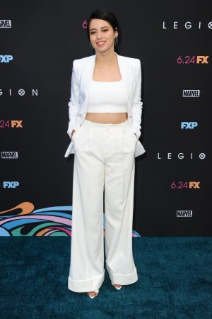 Amber Midthunder at Premiere of Legion Season 3 in Hollywood 2019/06/13 21