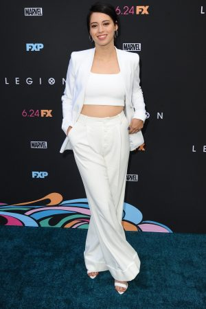 Amber Midthunder at Premiere of Legion Season 3 in Hollywood 2019/06/13 22