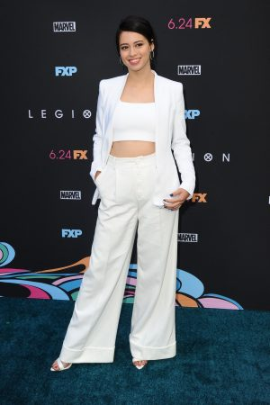 Amber Midthunder at Premiere of Legion Season 3 in Hollywood 2019/06/13 23