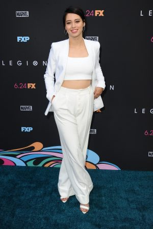 Amber Midthunder at Premiere of Legion Season 3 in Hollywood 2019/06/13 24