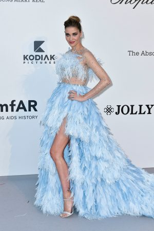 Ana Beatriz Barros at amfAR's 26th Cinema Against AIDS Gala in Cannes 2019/05/23 14
