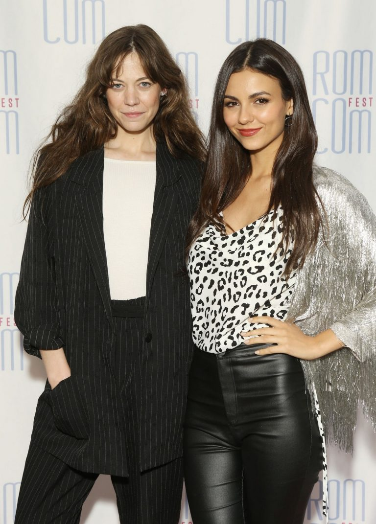 """Analeigh Tipton and Victoria Justice arrives """"Summer Night"""" Screening in Los Angeles 2019/06/21 1"""