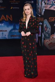 "Angourie Rice arrives for the ""Spider-Man Far From Home"" Premiere at the TCL Chinese theatre in Hollywood 2019/06/26 1"