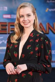 "Angourie Rice arrives for the ""Spider-Man Far From Home"" Premiere at the TCL Chinese theatre in Hollywood 2019/06/26 2"