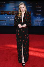 "Angourie Rice arrives for the ""Spider-Man Far From Home"" Premiere at the TCL Chinese theatre in Hollywood 2019/06/26 5"