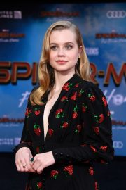 "Angourie Rice arrives for the ""Spider-Man Far From Home"" Premiere at the TCL Chinese theatre in Hollywood 2019/06/26 6"