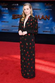 "Angourie Rice arrives for the ""Spider-Man Far From Home"" Premiere at the TCL Chinese theatre in Hollywood 2019/06/26 8"
