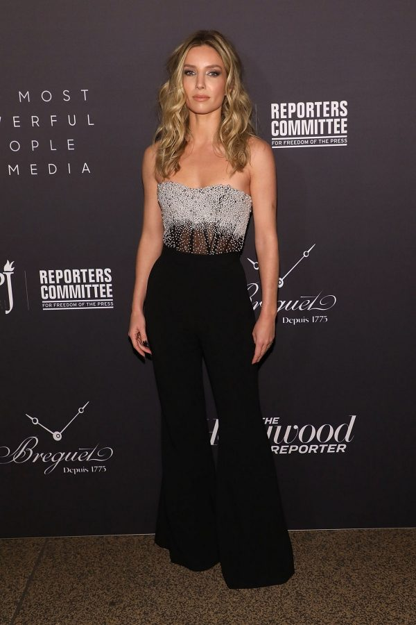 Annabelle Wallis attends The Most Powerful People in Media at The Pool 2019/04/11 8