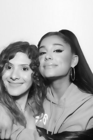 Ariana Grande attends Sweetener World Tour Meet & Greet in Brooklyn 2019/06/15 2