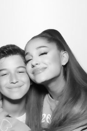 Ariana Grande attends Sweetener World Tour Meet & Greet in New York 2019/06/19 7