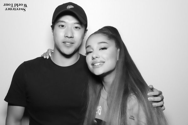 Ariana Grande attends Sweetener World Tour Meet & Greet in New York 2019/06/19 14