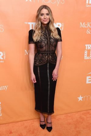 Ashley Benson attends TrevorLIVE Gala 2019 in New York 2019/06/17 1