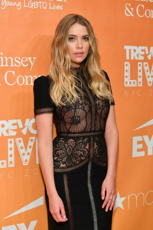 Ashley Benson attends TrevorLIVE Gala 2019 in New York 2019/06/17 11
