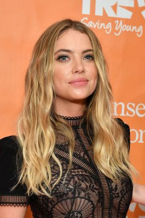 Ashley Benson attends TrevorLIVE Gala 2019 in New York 2019/06/17 13
