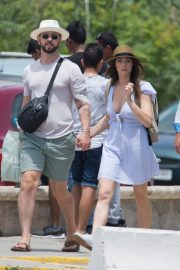 Ashley Greene with Her Husband Enjoys a Day Out in Ibiza 2019/06/24 1
