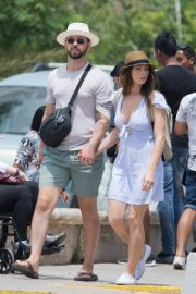 Ashley Greene with Her Husband Enjoys a Day Out in Ibiza 2019/06/24 4