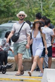 Ashley Greene with Her Husband Enjoys a Day Out in Ibiza 2019/06/24 5