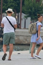 Ashley Greene with Her Husband Enjoys a Day Out in Ibiza 2019/06/24 6