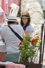Ashley Greene with Her Husband Enjoys a Day Out in Ibiza 2019/06/24 7