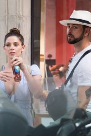 Ashley Greene with Her Husband Enjoys a Day Out in Ibiza 2019/06/24 8
