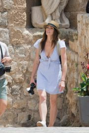Ashley Greene with Her Husband Enjoys a Day Out in Ibiza 2019/06/24 9