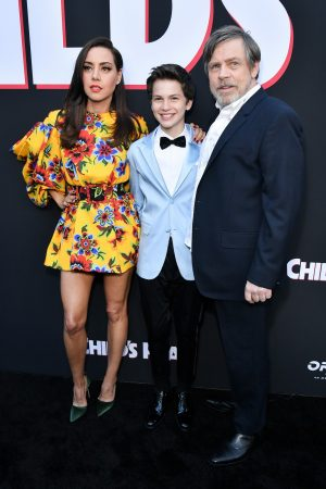"""Aubrey Plaza, Kathy Griffin, Gabriel Bateman, Brian Tyree Henry and Mark Hamill attends """"Child's Play"""" Premiere in Hollywood 2019/06/19 1"""