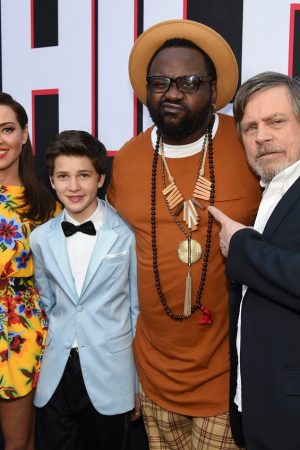 """Aubrey Plaza, Kathy Griffin, Gabriel Bateman, Brian Tyree Henry and Mark Hamill attends """"Child's Play"""" Premiere in Hollywood 2019/06/19 2"""