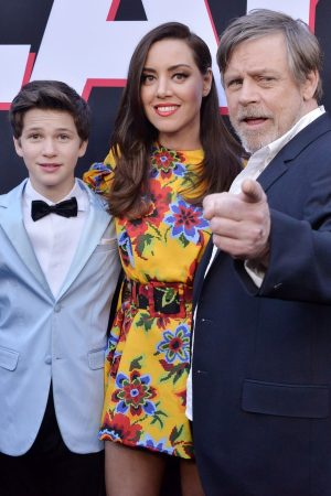 """Aubrey Plaza, Kathy Griffin, Gabriel Bateman, Brian Tyree Henry and Mark Hamill attends """"Child's Play"""" Premiere in Hollywood 2019/06/19 7"""