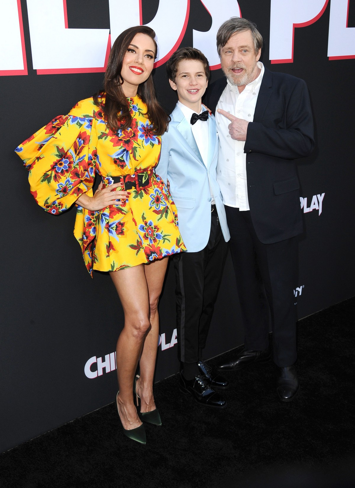 "Aubrey Plaza, Kathy Griffin, Gabriel Bateman, Brian Tyree Henry and Mark Hamill attends ""Child's Play"" Premiere in Hollywood 2019/06/19 11"