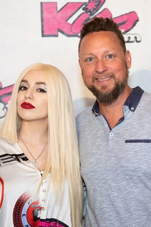 Ava Max attends Kiss 108's Kiss Concert in Mansfield 2019/06/16 1