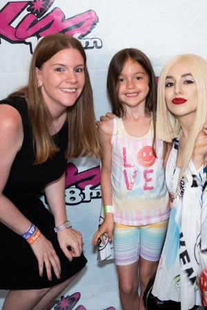 Ava Max attends Kiss 108's Kiss Concert in Mansfield 2019/06/16 8