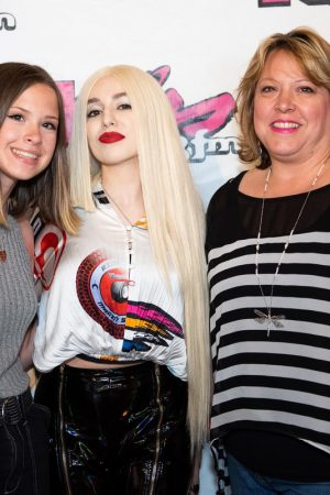 Ava Max attends Kiss 108's Kiss Concert in Mansfield 2019/06/16 9