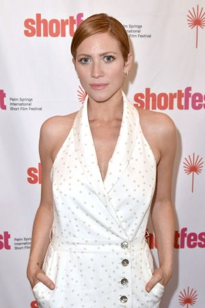 Brittany Snow arrives 25th Annual Palm Springs International ShortFest at Camelot Theatres 2019/06/20 5