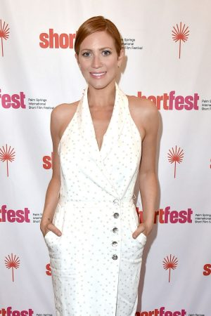 Brittany Snow arrives 25th Annual Palm Springs International ShortFest at Camelot Theatres 2019/06/20 7