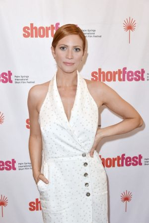 Brittany Snow arrives 25th Annual Palm Springs International ShortFest at Camelot Theatres 2019/06/20 9