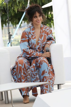 Camila Cabello attends 2019 Spotify's Cannes Lions Event in France 2019/06/18 2