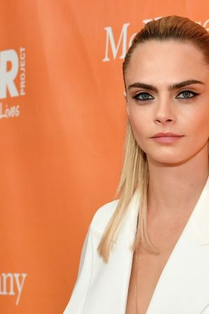Cara Delevingne attends 2019 TrevorLIVE New York Gala at Cipriani 2019/06/17 7