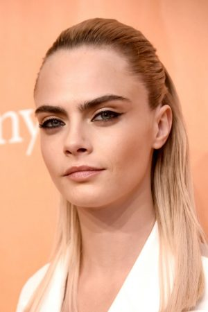 Cara Delevingne attends 2019 TrevorLIVE New York Gala at Cipriani 2019/06/17 10