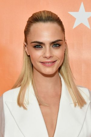Cara Delevingne attends 2019 TrevorLIVE New York Gala at Cipriani 2019/06/17 12