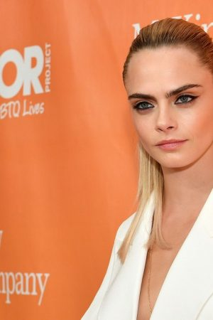 Cara Delevingne attends 2019 TrevorLIVE New York Gala at Cipriani 2019/06/17 14