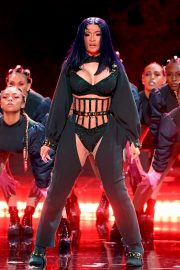 Cardi B performs at 2019 BET Awards in Los Angeles, California 2019/06/23 19