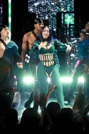 Cardi B performs at 2019 BET Awards in Los Angeles, California 2019/06/23 24