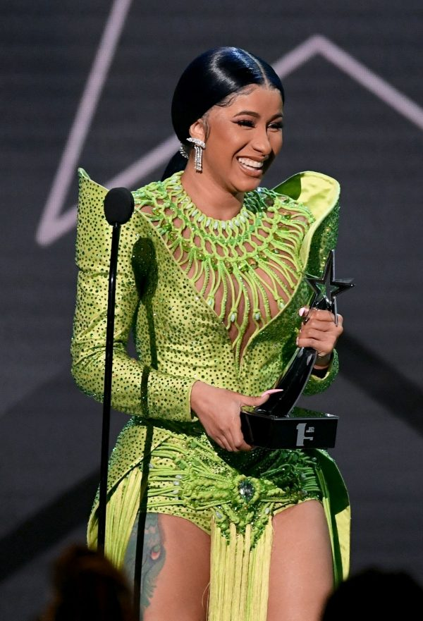 Cardi B wins at 2019 BET Awards in Los Angeles, California 2019/06/23 7
