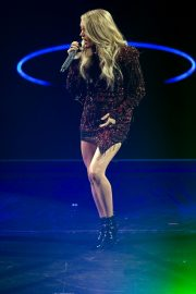 Carrie Underwood performs at Fiserv Forum in Milwaukee 2019/06/20 13