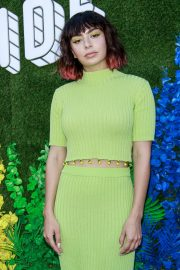 Charli XCX attends Live from The Artists Den WorldPride at Pier 17 in New York 2019/06/27 3