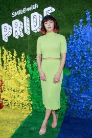 Charli XCX attends Live from The Artists Den WorldPride at Pier 17 in New York 2019/06/27 4