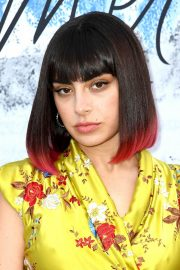 Charli XCX attends Serpentine Gallery Summer Party at Kensington Gardens in London 2019/06/25/2019 2