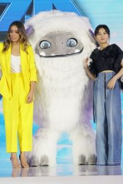 "Chloe Bennet attends Conference for ""Abominable"" in Shanghai, China 2019/06/22 5"