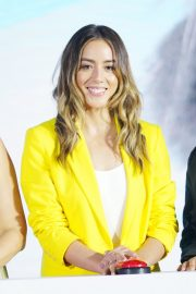 "Chloe Bennet attends Conference for ""Abominable"" in Shanghai, China 2019/06/22 7"