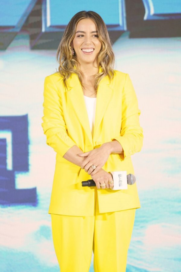 "Chloe Bennet attends Conference for ""Abominable"" in Shanghai, China 2019/06/22 9"